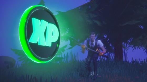 Fortnite : pièces XP semaine 10 saison 4, où les trouver