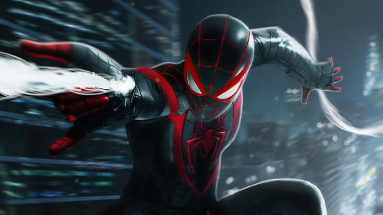 Marvel's Spider-Man : Miles Morales - Millenium