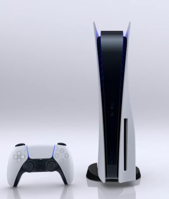 Playstation 5 : Façade avant - Millenium