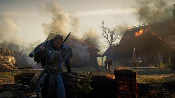 Assassin's Creed Valhalla : comment manier deux armes lourdes ?