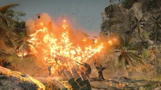Image capturée sur PC - Call of Duty Black Ops : Cold War