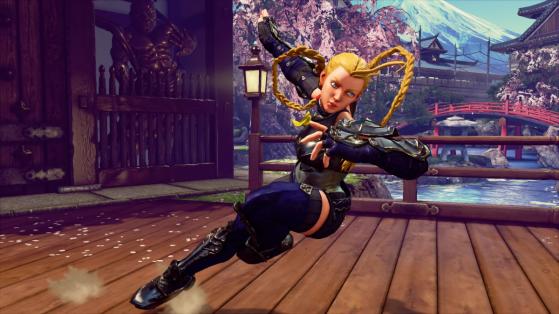 Le costume de Blair de FIGHTING EX LAYER arrive sur Street Fighter V