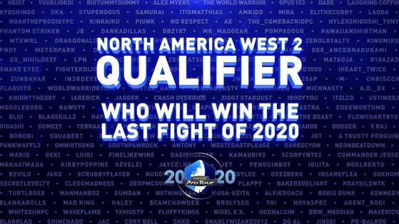 Street Fighter V Capcom Pro Tour Online US West 2 : le suivi complet