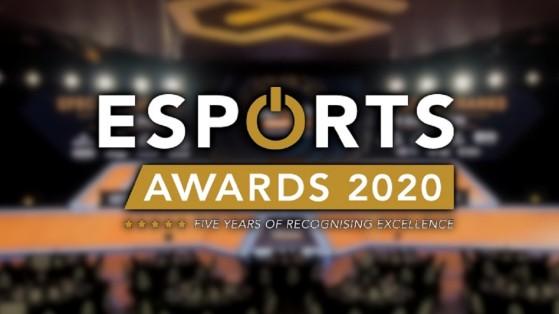 Esports Awards 2020 : tous les résultats