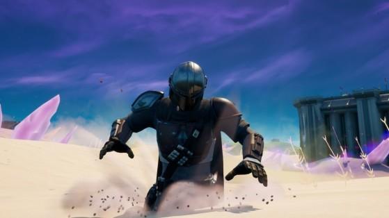 Fortnite saison 5 : les sables mouvants, nouvelle fonctionnalité pour se dissimuler ou se déplacer