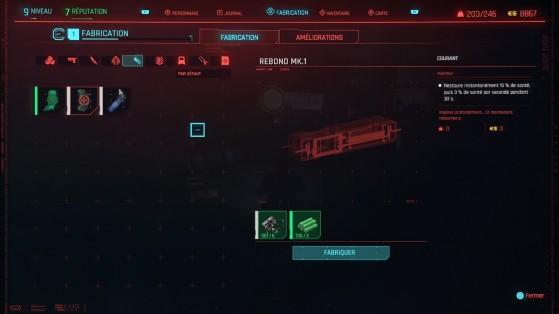 ...et même des heals - Cyberpunk 2077