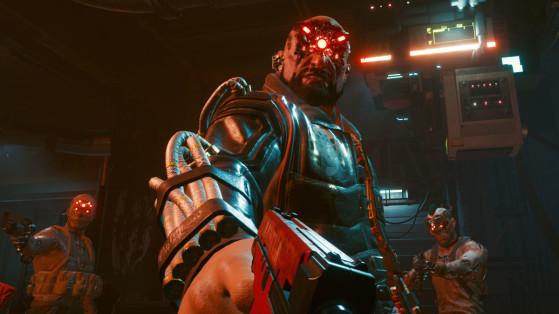 Soluce Cyberpunk 2077 : Comment libérer Brick