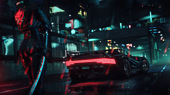 The Beast in Me, Soluce Cyberpunk 2077 : Courses et fins possibles