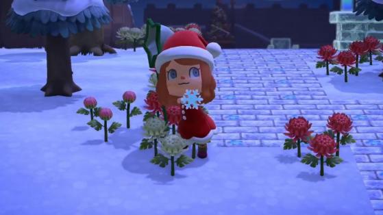 Animal Crossing New Horizons : Plans et meubles Flocon de neige et Yétiti