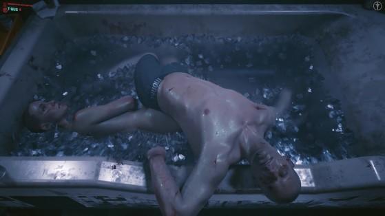 Sweet Dreams, Soluce Cyberpunk 2077 : V prend un bain