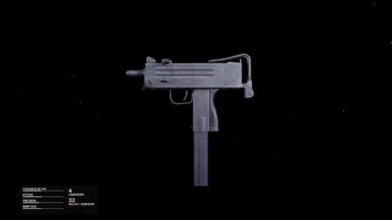 Quelle est la meilleure classe pour le MAC-10 sur Black Ops Cold War ?
