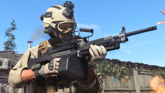 Warzone : patch note et mise à jour des armes de Black Ops Cold War