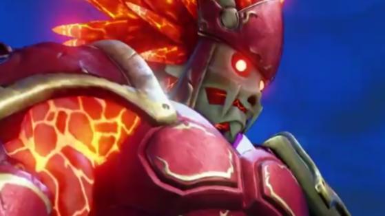 Un nouveau costume de Fighting Ex Layer pour Akuma dans Street Fighter V  révèle un futur nerf
