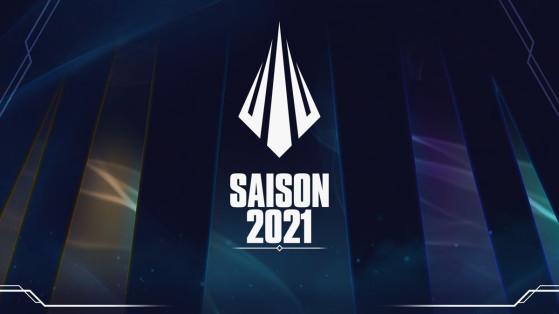 League of Legends : Récompenses de visionnage pour la Saison 2021