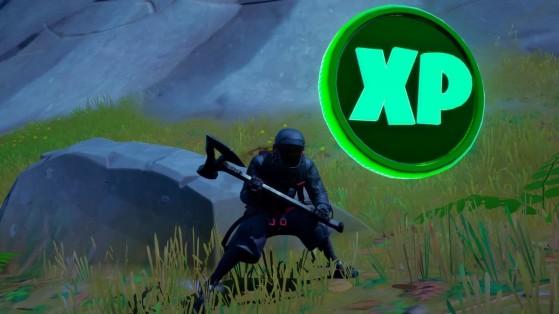 Fortnite : pièces XP saison 5 semaine 8, où les trouver