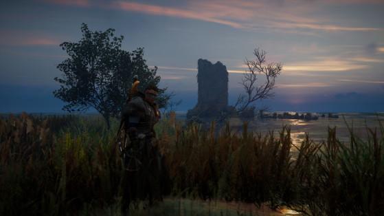 Soluce AC Valhalla : comment entrer dans les ruines de Turrim Larus ?