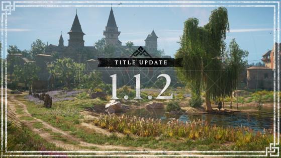 Mise à jour 1.1.2 sur Assassin's Creed Valhalla