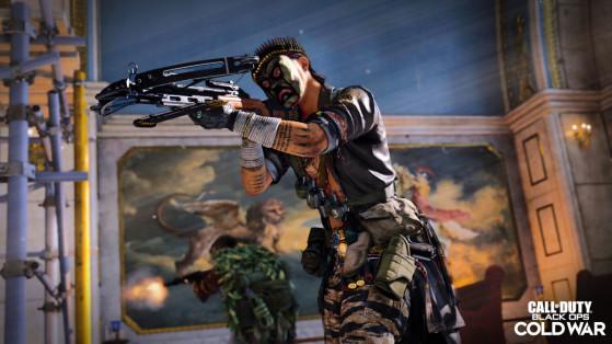 Black Ops Cold War Warzone : les défis saisonniers de la saison 2
