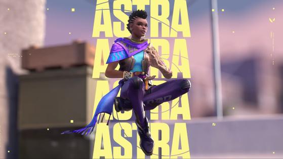 Le nouvel agent à rejoindre le jeu, Astra. - Valorant