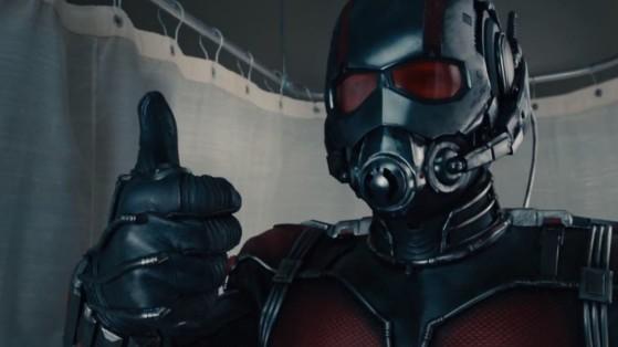 Fortnite : Ant-Man, dernier chasseur de la saison 5 ?