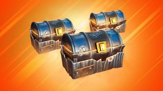 Fortnite : trouver les nouveaux Coffres de bunker en saison 6