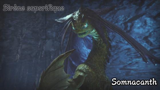 Somnacanth Monster Hunter Rise : Comment le battre, guide et astuces