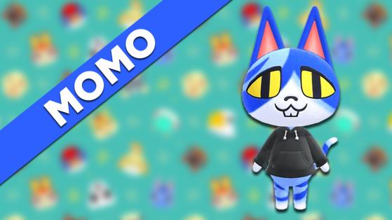 Momo sur Animal Crossing New Horizons : tout savoir sur cet habitant