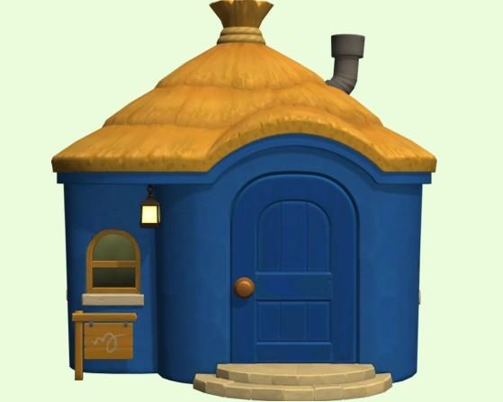 La maison de Momo - Animal Crossing New Horizons