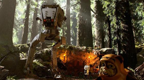 La date de sortie encore repoussée pour LEGO Star Wars The Skywalker Saga