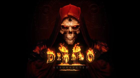 Alpha technique de Diablo 2 Resurrected en Corée du 9 au 13 avril