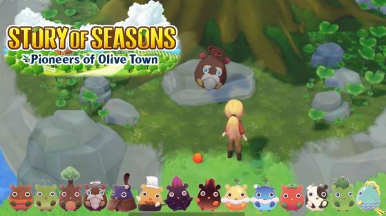 Lutin Story of Seasons : à quoi sert le village des lutins et comment tous les débloquer ?