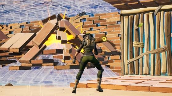 Fortnite : le Lance-roquettes, l'Arc mécanique explosif et le Poulpe collant sont retirés de l'arène
