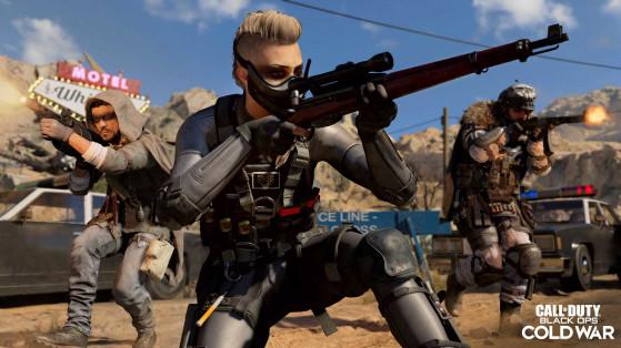 Black Ops Cold War Warzone, saison 3 : les prochaines armes