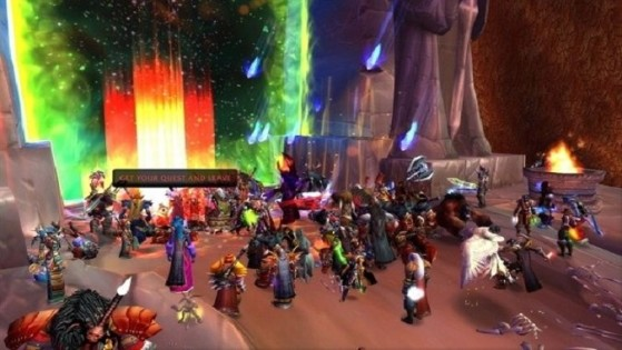 Crédits image : Blizzardwatch - Burning Crusade : Classic