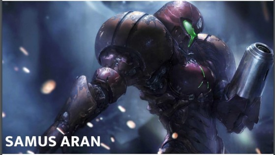 Samus Aran - Fortnite : Battle royale