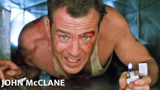 Bruce Willis (John McClane) - Fortnite : Battle royale