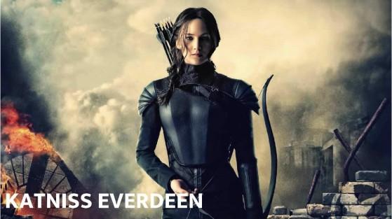 Jennifer Lawrence (Katniss Everdeen) - Fortnite : Battle royale