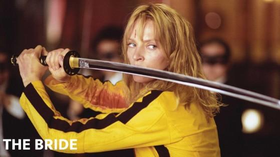 Uma Thurman (Beatrix Kiddo) - Fortnite : Battle royale