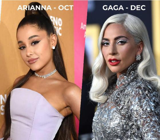 Ariana Grande et Lady gaga - Fortnite : Battle royale