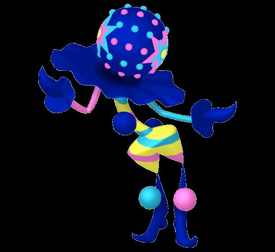 Pierroteknik en forme chromatique - Pokémon Épée et Bouclier