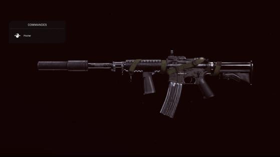 Quelle est la meilleure classe pour la XM4 sur Warzone ?