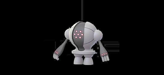 Registeel normal - Pokemon GO