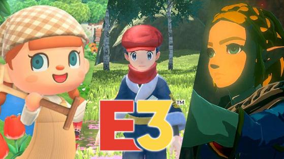 E3 2021 Nintendo : Zelda BotW 2, Pokémon Arceus... Quels jeux attendre lors du Nintendo Direct ?