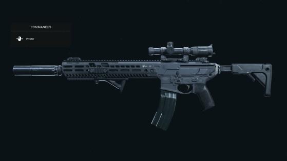 Quelle est la meilleure classe pour la M13 sur Warzone ?