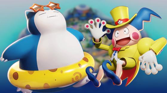 Skins Pokémon Unite : liste des costumes et comment ça marche