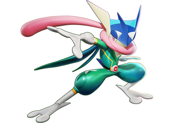 Hero Style Amphinobi : 1050 Gemmes Aeos - Pokemon Unite