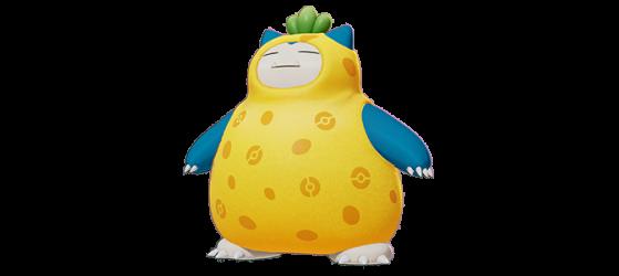 Berry Style Ronflex :  60 tickets - Pokemon Unite