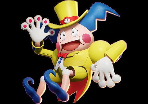 Magician Style M.Mime : 1200 Gemmes ou 18 tickets - Pokemon Unite