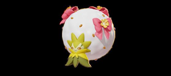 Fashionable Style Eldegoss : 350 Gemmes d'Aeos ou 18 Tickets - Pokemon Unite