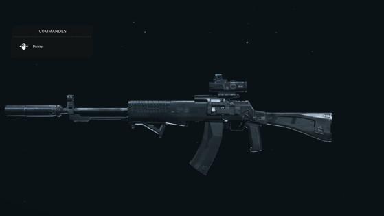Quelle est la meilleure classe pour l'AN-94 sur Warzone ?